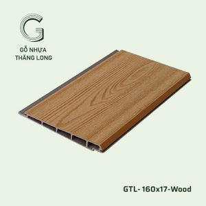 Gỗ Nhựa Ngoài Trời GTL-160x17-Wood