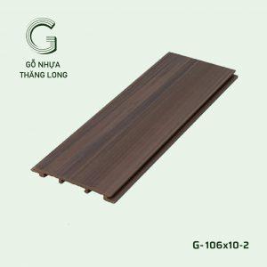 Tấm Ốp Lam Sóng G-106x10-2