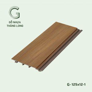 Tấm Ốp Lam Sóng G-125x12-1