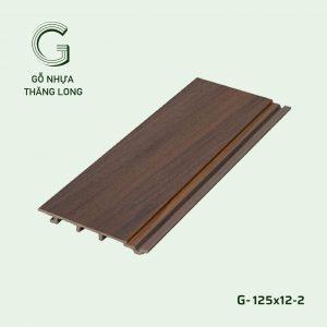 Tấm Ốp Lam Sóng G-125x12-2