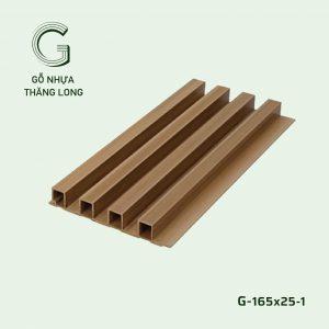 Tấm Ốp Lam Sóng G-165x25-1