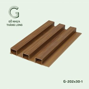 Tấm Ốp Lam Sóng G-202x30-1