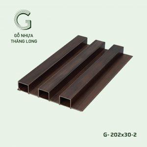 Tấm Ốp Lam Sóng G-202x30-2
