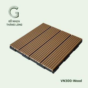 Vỉ Gỗ Nhựa VN300 Wood