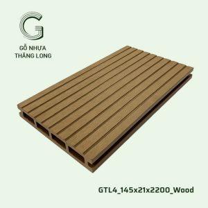 Gỗ Nhựa Ngoài Trời GTL4_145X21X2200_Wood (2)