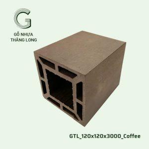 Gỗ Nhựa Ngoài Trời GTL_120x120x3000_Coffee (2)