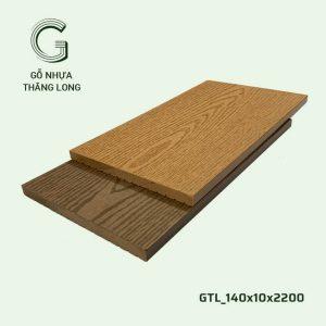 Gỗ Nhựa Ngoài Trời GTL_140x10x2200