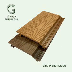 Gỗ Nhựa Ngoài Trời GTL_146x21x2200