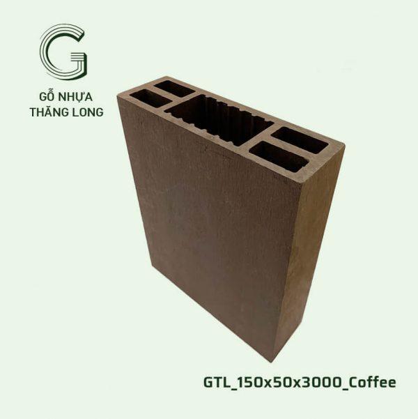 Gỗ Nhựa Ngoài Trời GTL_150x50x3000_Coffee (2)