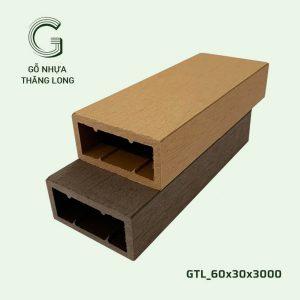 Gỗ Nhựa Ngoài Trời GTL_60x30x3000