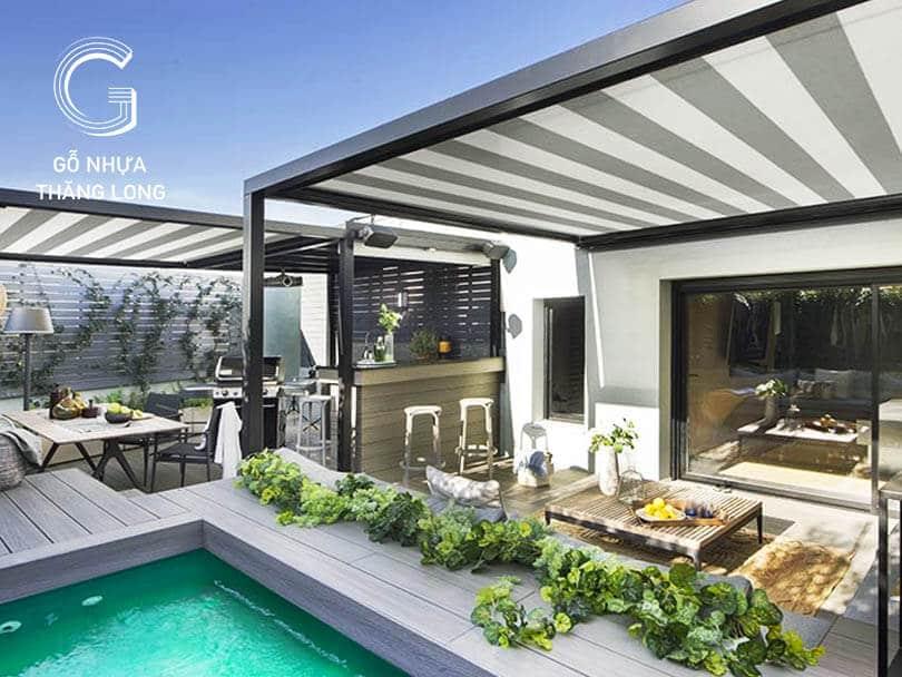 Sàn Gỗ Khách Sàn Resort