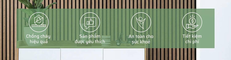 Ưu Điểm Lam Gỗ Nhựa Ốp Tường, Trần Thăng Long